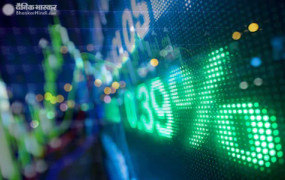 Share market: सेंसेक्स 430 अंक चढ़ा, निफ्टी 10,550 के पार बंद हुआ