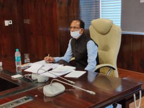 दिल्ली में बोले शिवराज, भोपाल पहुंचने पर करूंगा विभागों का बंटबारा