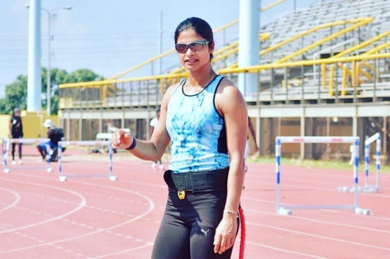 कोरोना काल में प्रतियोगिता में लौटने वाली पहली भारतीय बनी श्राबनी नंदा