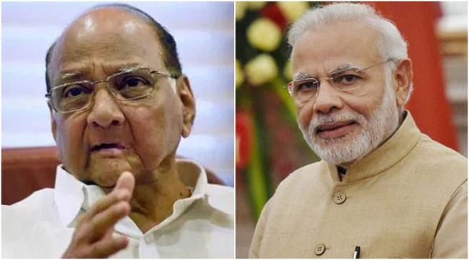 बयान: NCP प्रमुख शरद पवार ने कहा- कुछ लोग सोचते हैं राम मंदिर बनाने से खत्म हो जाएगा कोरोना