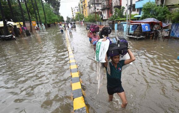 Weather: बिहार में मानसून के कहर से जल्द मिलेगी राहत, उत्तर-मध्य भारत में होगी ज्यादा बारिश