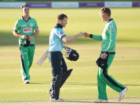 साउथैम्पटन वनडे : इंग्लैंड ने आयरलैंड को 6 विकेट से हराया, विले और बिलिंग्स ने दिलाई जीत