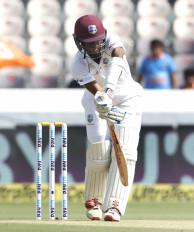 साउथैम्पटन टेस्ट : लक्ष्य का पीछा करने में वेस्टइंडीज की खराब शुरुआत (लीड-1)