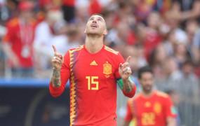 स्पेनिश लीग : रामोस की पेनाल्टी से जीती रियल मेड्रिड
