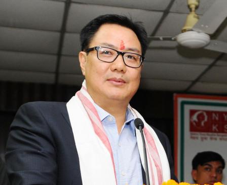 बयान: स्पोर्ट्स मिनिस्टर रिजिजू ने कहा- भारत में सितंबर-अक्टूबर से खेल प्रतिस्पर्धा शुरू होने की उम्मीद