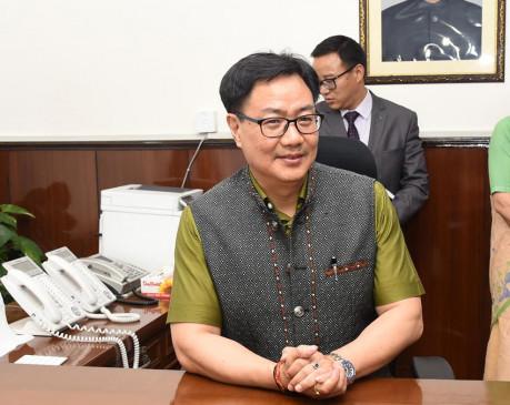 खेल मंत्री, सिंधु, छेत्री ने लांच करेंगे फिट इंडिया टॉक्स