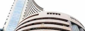 मजबूत शुरुआत के बाद टूटा शेयर बाजार, सेंसेक्स 200 अंक फिसला