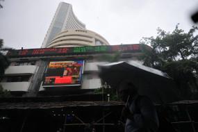 कमजोर विदेशी संकेतो से टूटा शेयर बाजार, सेंसेक्स 129 अंक नीचे (राउंडअप)