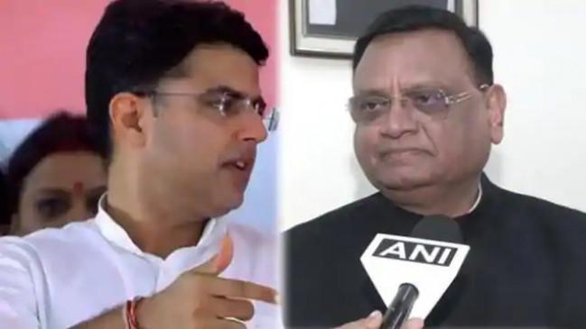 Rajasthan: पायलट समेत 19 विधायकों को नोटिस, अविनाश पांडे बोले- गलतियों की माफी मांग लें तो बात बन सकती है