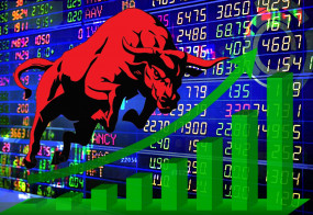 Share Market: घरेलू शेयर बाजार की मजबूत शुरुआत, सेंसेक्स 200 अंक उछला