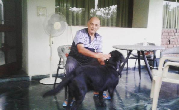सुशांत सिंह का पालतू कुत्ता फज अभिनेता के परिवार के पास पहुंचा