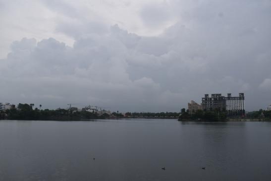 नागपुर में रिमझिम फुहारों से तापमान में गिरावट, 24 जुलाई तक होती रहेगी हल्की बारिश
