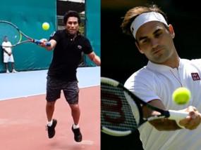 Watch Video: टेनिस कोर्ट पर उतरे सचिन तेंदुलकर, फेडरर से पूछा- मेरे फोरहैंड शॉट के लिए कोई टिप्स ?