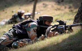 मणिपुर: सेना पर आतंकी हमला, IED ब्लास्ट और फायरिंग में तीन जवान शहीद, चार घायल