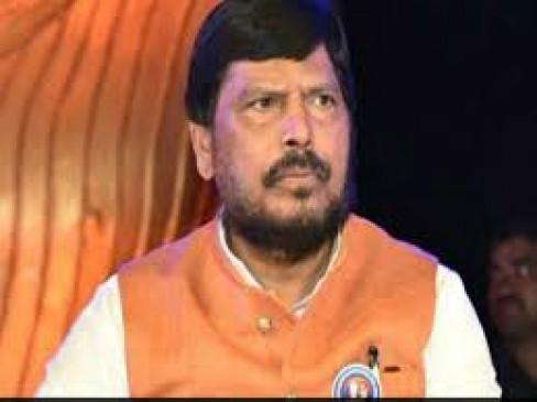 महाराष्ट्र में भी होसकता है सत्ता परिवर्तन-रामदास आठवले