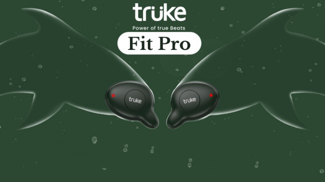 Earphones: Truke Fit Pro वायरलेस ईयरफोन लॉन्च, जानें कीमत और फीचर्स