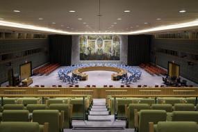 यूएनएससी 4 महीने में पहली बार व्यक्तिगत बैठक आयोजित करेगी