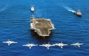 चीन को जवाब: भारत-अमेरिका की नौसेना ने साथ मिलकर अंडमान निकोबार के पास समुद्र में किया युद्धाभ्यास
