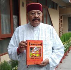 उत्तराखंड के मंत्री सतपाल महाराज ने चीनी राष्ट्रपति को रामायण भेज कर किया आगाह