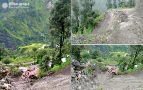 उत्तराखंडः पिथौरागढ़ में बादल फटने से मची तबाही, तीन लोगों की मौत, आठ लापता