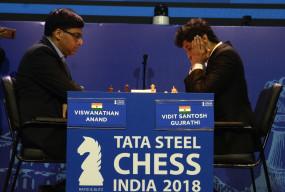 ऑनलाइन शतरंज ओलंपियाड में भारत का नेतृत्व करेंगे विदित गुजराती