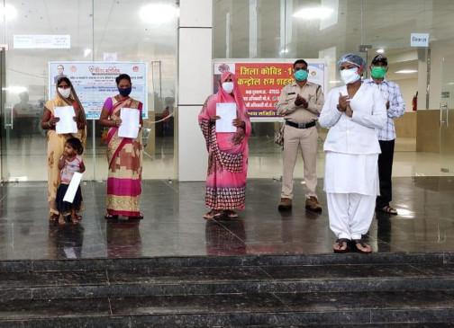 अनूपपुर में 20 और शहडोल जिले में 13 पॉजिटिव मिले - शहडोल में कोरोना के कुल मामले 283 हुए, अनूपपुर में 173