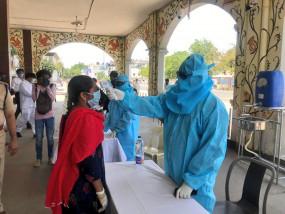 तेलंगाना में कोरोनावायरस के 2,384 नए मामले, संक्रमितों की संख्या 1,04,249 पहुंची