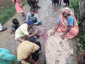 मकान ढ़हने से सात लोगों की मौत - कटनी में एक ही परिवार 4 मासूम व छिंदवाड़ा में माँ बेटी व भतीजा मृत