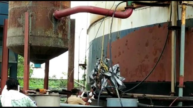हादसा: गडकरी से संबंधित नागपुर शुगर फैक्टरी में बॉयलर फटने से 5 मरे