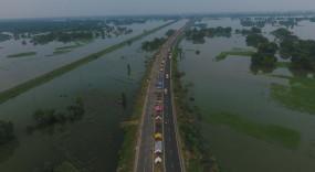 बिहार में बाढ़ से करीब 81 लाख लोग प्रभावित, 8 लाख हेक्टेयर में लगी फसल डूबी