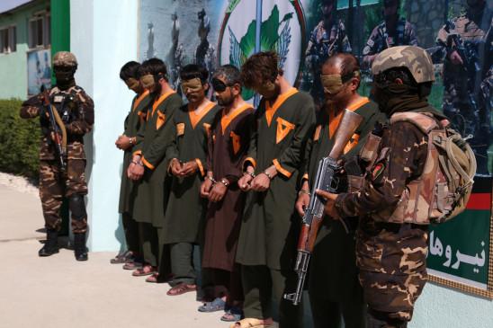 अफगान सरकार ने 317 तालिबानी कैदियों को रिहा किया, कुल संख्या 4917 हुई