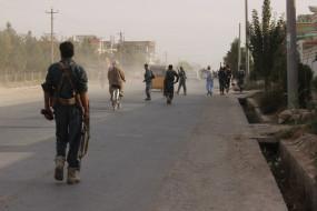 अफगानिस्तान : हमलों में पुलिसकर्मी, सरकारी कर्मचारी की मौत