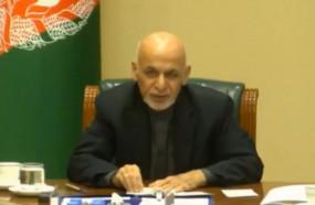 अफगानिस्तान के राष्ट्रपति और नाटो दूत ने की शांति प्रक्रिया पर चर्चा