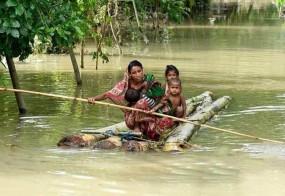 Assam Floods: असम में बाढ़ से अब तक 112 लोगों की मौत, 30 जिलों के करीब 57 लाख लोग प्रभावित