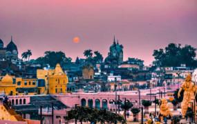 Ayodhya LIVE Updates: राम मंदिर भूमि पूजन के लिए तैयार अयोध्या, हनुमानगढ़ी में हो रही विशेष पूजा