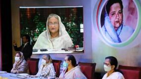 बंगामाता ने महत्वपूर्ण समय में देश के इतिहास को बदलने वाला फैसला किया था : हसीना