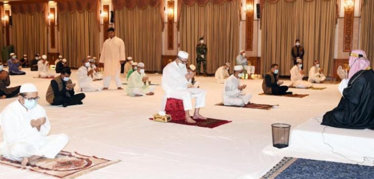बांग्लादेश के राष्ट्रपति ने समृद्ध लोगों से गरीबों की मदद करने का आह्वान किया