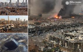 Beirut Explosion: किसी ओर देश के लिए विस्फोटक लेकर निकला जहाज बेरूत में रुका, फिर एक धमाके से खंडहर बना शहर, जाने विस्फोट की पूरी कहानी...