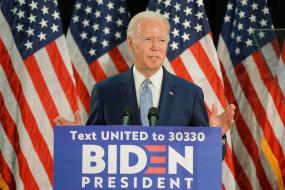 अमेरिका चुनाव: बाइडेन ने स्वीकारा डेमोकेट्रिक पार्टी के राष्ट्रपति पद का नामांकन