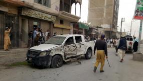 पाकिस्तान: चमन शहर में निमार्णाधीन इमारत के पास में ब्लास्ट, 5 लोगों की मौत, 10 घायल