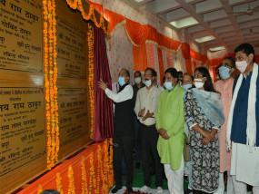 कांगड़ा: मुख्यमंत्री ने जयसिंहपुर विधानसभा क्षेत्र के लिए 130 करोड़ रुपये की विकासात्मक परियोजनाएं समर्पित की