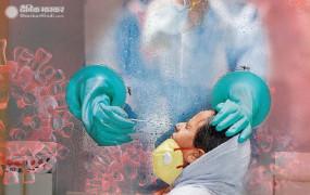 Corona in India: देश में बीते 24 घंटे में 67 हजार नए केस, मरीजों की कुल संख्या 24 लाख के करीब