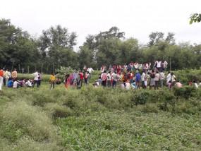 कुएं में गिरने से इकलौते पुत्र की मौत -रिश्तेदारी में तेरहवीं पर आया था परिवार