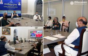 Atmanirbhar Bharat: राजनाथ सिंह ने कहा- रक्षा जरुरतों के लिए हम विदेशी सरकारों पर निर्भर नहीं रह सकते