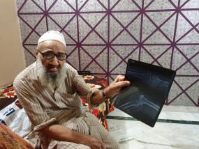 दिल्ली : कोरोना को मात दे चुके 106 वर्षीय बुजुर्ग ने कहा, ऐसी बीमारी पहले नहीं देखी
