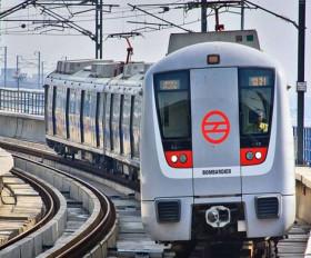 दिल्ली मेट्रो : 12 डिपो में रखरखाव जारी, सुबह-शाम बिन यात्री चल रही ट्रेनें