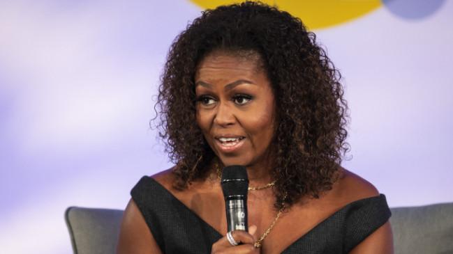 अमेरिका: डोनाल्ड ट्रंप इस देश के लिए गलत राष्ट्रपति हैं- मिशेल ओबामा