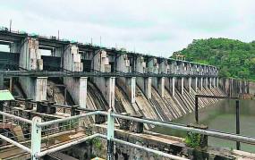 बारिश की झड़ीसे नागपुर जिले के बांध लबालब