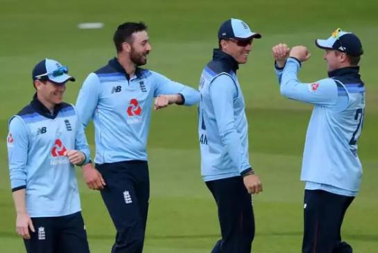 ENG VS IRE 2nd ODI: इंग्लैंड ने दूसरे वनडे मैच में आयरलैंड को 4 विकेट से हराया, सीरीज पर किया कब्जा