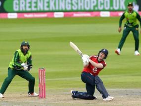 ENG vs PAK 2nd T-20 : इंग्लैंड ने पाकिस्तान को 5 विकेट से हराया, मोर्गन मैन ऑफ द मैच, सीरीज में 1-0 की बढ़त मिली